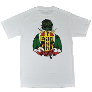 DOGTOWN Born Again Tシャツ WHITE|tradmode