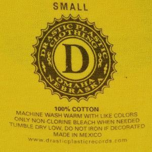 B品 DEVO Q:Are We Not Men? Tシャツ |tradmode|03
