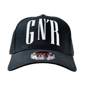 GUNS N' ROSES GNR Logo DAD ベースボールキャップ|tradmode