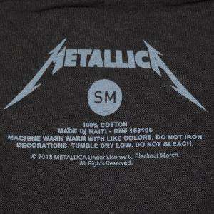 METALLICA Ride The Lightning Tシャツ|tradmode|03