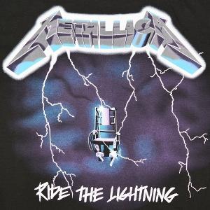 METALLICA Ride The Lightning Tシャツ|tradmode|05