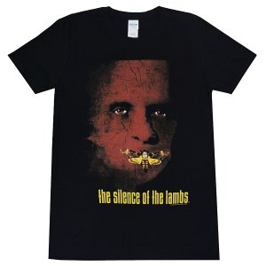 THE SILENCE OF THE LAMBS 羊たちの沈黙 Poster Tシャツ