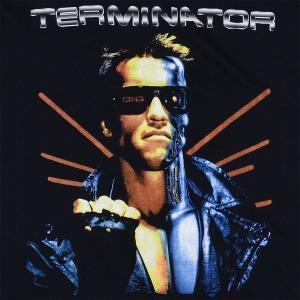 THE TERMINATOR Poster Tシャツ|tradmode|02