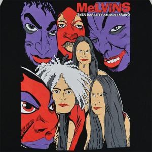MELVINS Neurotica ラグラン ロングスリーブ Tシャツ|tradmode|02