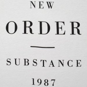 NEW ORDER Substance 1987 Tシャツ|tradmode|02