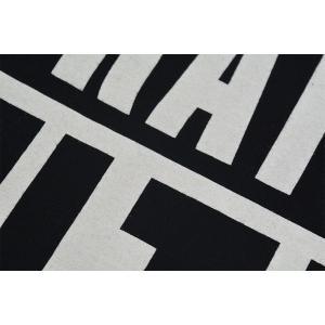 N.W.A Straight Outta Compton Logo Tシャツ BLACK|tradmode|04