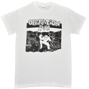 OPERATION IVY Energy Tシャツ|tradmode
