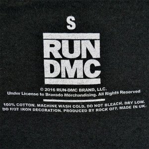 RUN DMC Paris Photo Tシャツ|tradmode|03