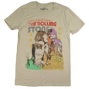THE ROLLING STONES (ザ・ローリングストーンズ) のオフィシャルマーチャンダイズ!