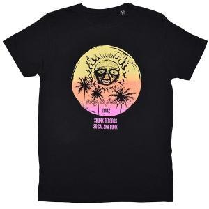 SUBLIME Skunk Records Tシャツ