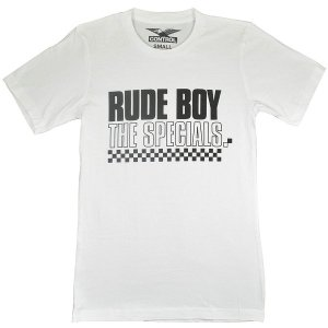 THE SPECIALS Rude Boy Tシャツ|tradmode