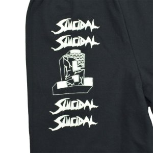 SUICIDAL TENDENCIES ST Logo スウェット パンツ|tradmode|02