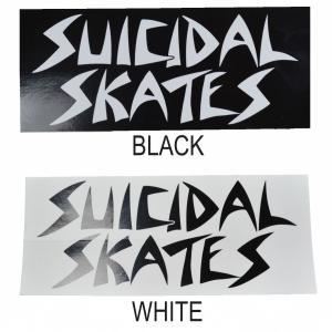 SUICIDAL TENDENCIES SUICIDAL SKATES ステッカー|tradmode