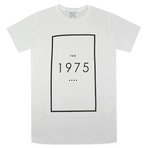 THE 1975 Logo Tシャツ WHITE