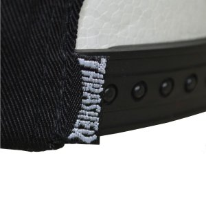 THRASHER Skate And Destroy スナップバックキャップ BLACK USA企画|tradmode|07