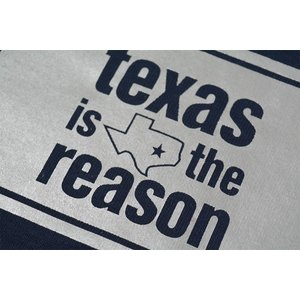 TEXAS IS THE REASON Silver Stripe Tシャツ|tradmode|06