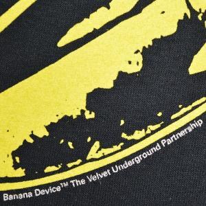 THE VELVET UNDERGROUND Banana Nico Tシャツ BLACK tradmode 05