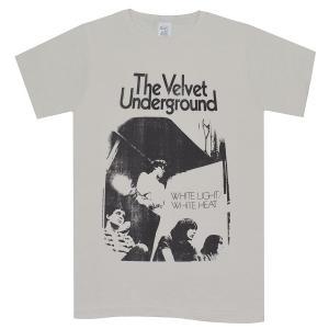 THE VELVET UNDERGROUND White Light/White Heat Tシャツ
