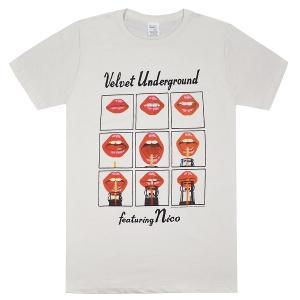 THE VELVET UNDERGROUND ...featuring Nico Tシャツ