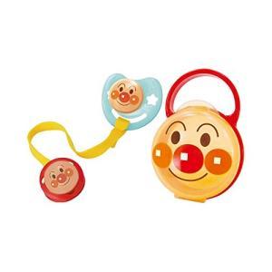 レック (LEC) AN おしゃぶりセット M (月齢 3~6ヶ月) アンパンマン Mサイズ セット KK-178|trafstore