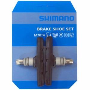 シマノ ブレーキシューセット M70T4 BR-M530他適応  (Y8BM9803A)
