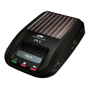 ユピテル レーダー探知機 A1 一体型/ソーラータイプ/コン...