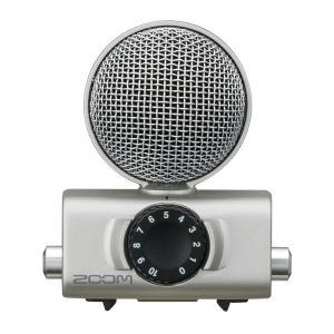ZOOM ズーム ポータブルレコーダーマイク H6/H5/Q8用MSマイクカプセル MSH-6|trafstore