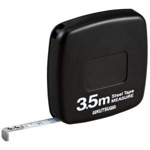 【商品コード:16007003637】スチール製テープ メモリ全長:3.5m/テープ幅:6mm スト...
