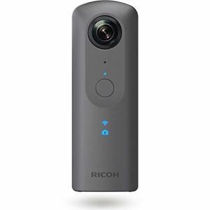 RICOH THETA V 360度カメラ 全天球 910725 メタリックグレー
