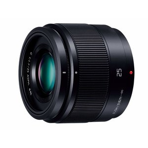 【商品コード:16007685635】自然な描写を手軽に楽しめる25mm / F1.7の大口径標準単...