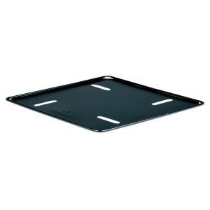 【商品コード:16009582923】材質:スチール、黒塗装 サイズ:360×360×7mm重量:1...