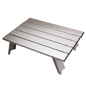 【商品コード:16009584719】アウトドアテーブル(アルミロールテーブル / 折りたたみ式 )...