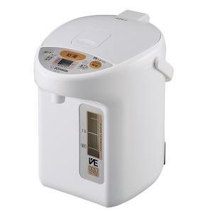 【商品コード:16009603863】電気とまほうびんでかしこく保温「ハイブリッド保温」 湯沸し時間...