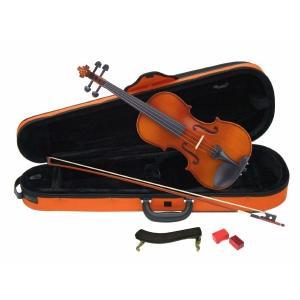 【商品コード:16009611828】カルロ・ジョルダーノの入門用バイオリンVS-1と、カラフルなバ...