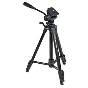SLIK 三脚 GX 6400 VIDEO 4段 レバーロック 21mmパイプ径 ビデオ雲台 クイッ...