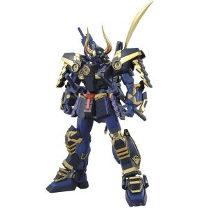 バンダイ 1/100 MG 武者ガンダム MK-II