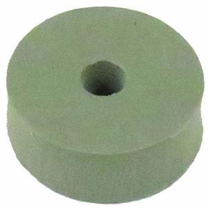 ダイドーハント (DAIDOHANT) ( 波板 部材 ) スタミナ スポンジ グレー ミリ(傘釘用) (EPDM) (外径D) 15 x (厚みt) 2.6mm (32|trafstore