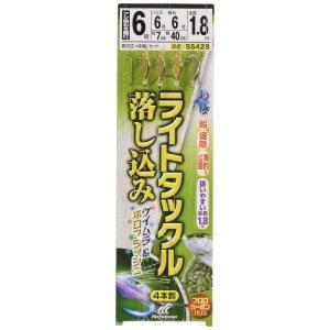 ハヤブサ(Hayabusa) 船極喰わせサビキ...の関連商品5