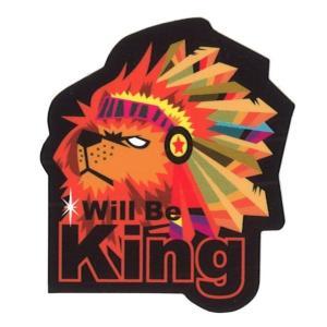 【商品コード:16014681309】WILL BE KING