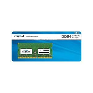 【商品コード:16014817667】[特徴] Crucial製メモリを採用 ノートPCの増設にオス...