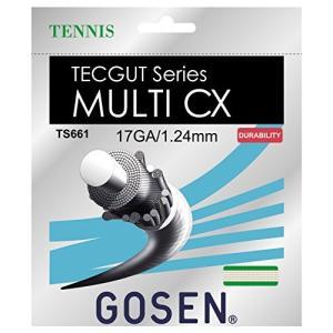 ゴーセン(GOSEN) MULTI CX 17(1.24mm) 12.2m TS661 ナチュラル ...