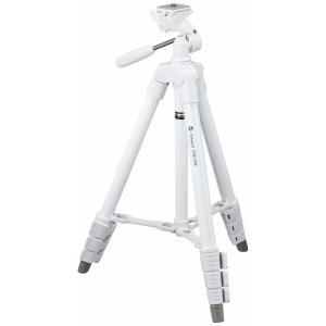 【商品コード:16015888491】小型で軽量なファミリー三脚。 持ち運びしやすいサイズなのでトラ...