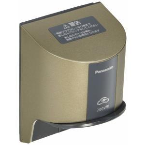 パナソニック(Panasonic) EV・PHEV充電用 15A・20A兼用200V用 シャンパンブロンズ WK4322Q|trafstore