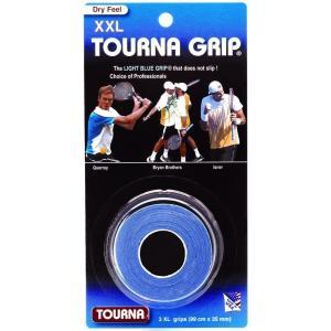 TOURNAGRIP(トーナグリップ) ト-ナグリップXXL ドライ ブルー 100cm×35mm×...