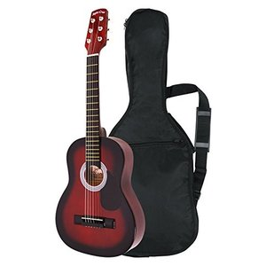 SepiaCrue セピアクルー ミニアコースティックギター W-50/RDS レッドサンバースト (ソフトケース付)|trafstore