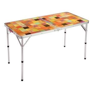コールマン(Coleman) テーブル ナチュラルモザイクリビングテーブル 120プラス 20000...