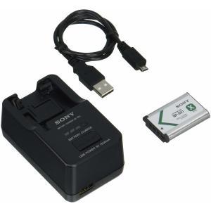 【商品コード:16015928427】バッテリー(NP-BX1)とUSB出力が可能なバッテリーチャー...