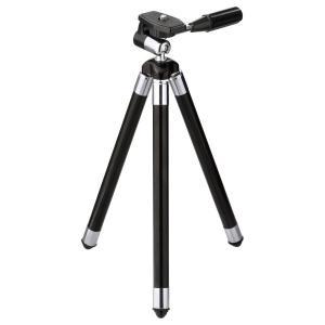 【商品コード:16015943143】コンパクトカメラや小型ムービーに便利な携帯しやすい三脚 収縮時...