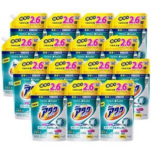 ウルトラアタックNeo 洗濯洗剤 濃縮液体 詰替用 大容量 950g(2.6倍分)×15個