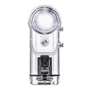 RICOH TW-1 水中ハウジングケース THETA シータ 360度カメラ 30メートル防水 リ...